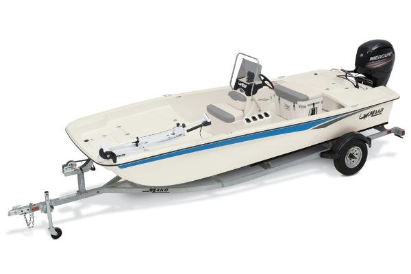 2020 Mako boat for sale, model of the boat is Pro Skiff 17 CC & Image # 1 of 45