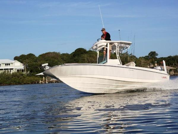 2020 Boston Whaler boat for sale, model of the boat is 240 Dauntless Pro & Image # 4 of 62