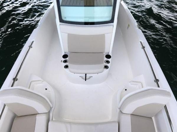 2020 Boston Whaler boat for sale, model of the boat is 240 Dauntless Pro & Image # 14 of 62