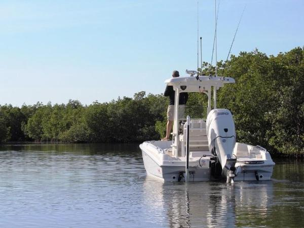 2020 Boston Whaler boat for sale, model of the boat is 240 Dauntless Pro & Image # 28 of 62