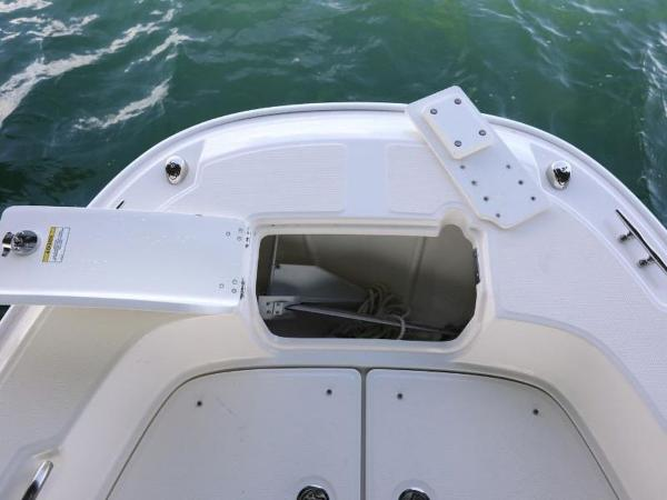 2020 Boston Whaler boat for sale, model of the boat is 240 Dauntless Pro & Image # 42 of 62