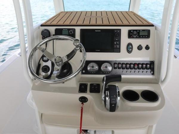 2020 Boston Whaler boat for sale, model of the boat is 240 Dauntless Pro & Image # 43 of 62