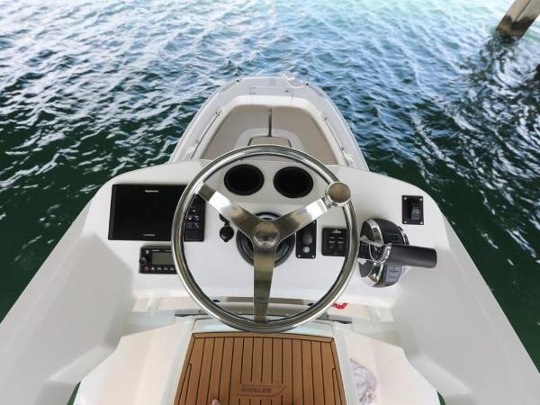 2020 Boston Whaler boat for sale, model of the boat is 240 Dauntless Pro & Image # 44 of 62