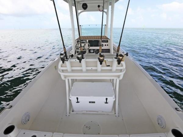 2020 Boston Whaler boat for sale, model of the boat is 240 Dauntless Pro & Image # 45 of 62