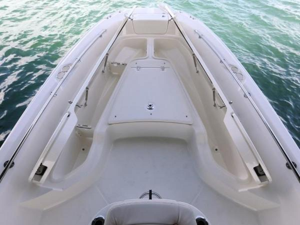 2020 Boston Whaler boat for sale, model of the boat is 240 Dauntless Pro & Image # 47 of 62