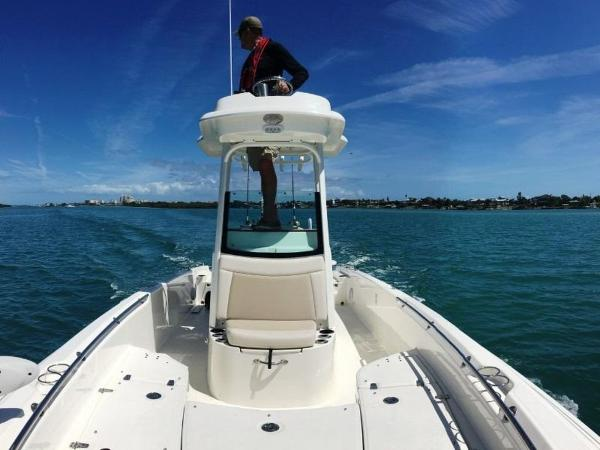 2020 Boston Whaler boat for sale, model of the boat is 240 Dauntless Pro & Image # 52 of 62