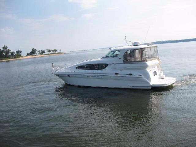2002 sea ray 48 motor yacht for sale for Sea ray motor yacht for sale