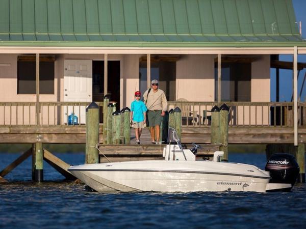 2020 Bayliner boat for sale, model of the boat is Element F16 & Image # 14 of 28