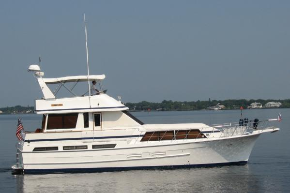 1988 52 39 jefferson monticello yacht for sale the hull for Jefferson motor yacht for sale
