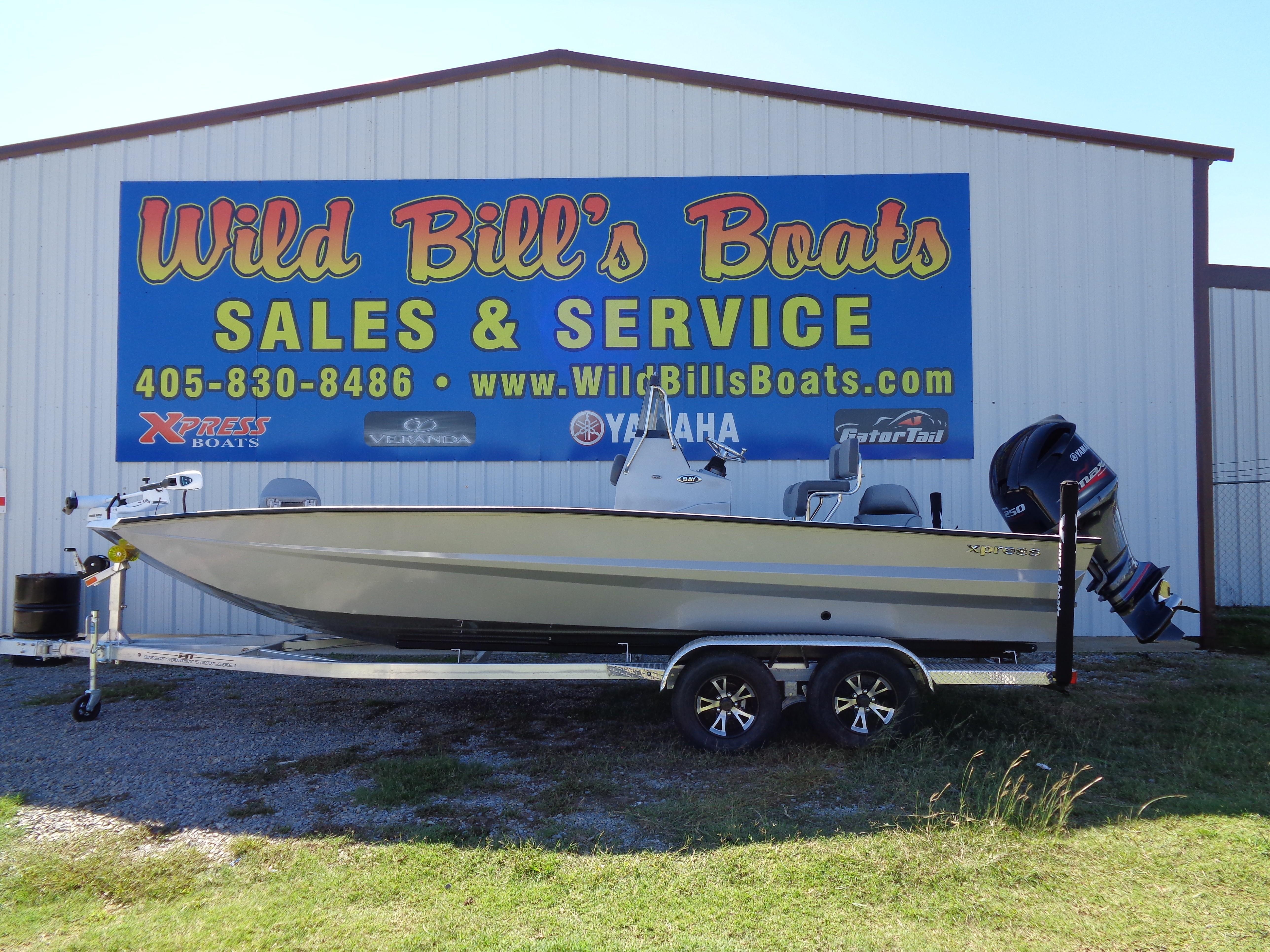 2019 Xpress X 23 Bay Mead, Oklahoma - Wild Bill's Boats