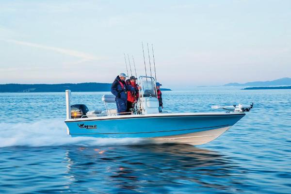 2020 Mako boat for sale, model of the boat is 19 CPX & Image # 9 of 62