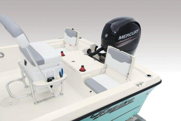 2020 Mako boat for sale, model of the boat is 19 CPX & Image # 45 of 62
