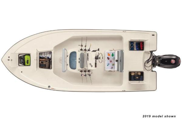 2020 Mako boat for sale, model of the boat is 18 LTS & Image # 4 of 6