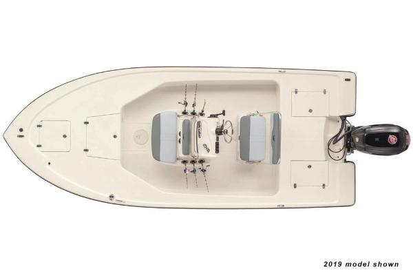 2020 Mako boat for sale, model of the boat is 18 LTS & Image # 3 of 4