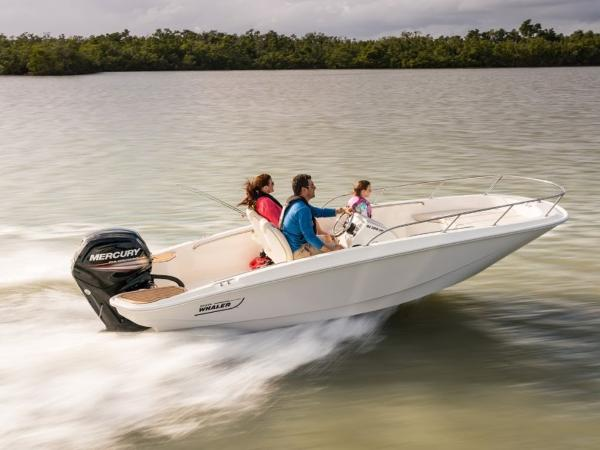 2020 Boston Whaler boat for sale, model of the boat is 160 Super Sport & Image # 3 of 28