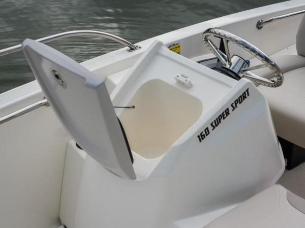 2020 Boston Whaler boat for sale, model of the boat is 160 Super Sport & Image # 7 of 28