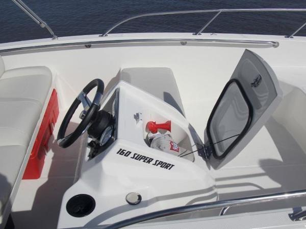 2020 Boston Whaler boat for sale, model of the boat is 160 Super Sport & Image # 9 of 28