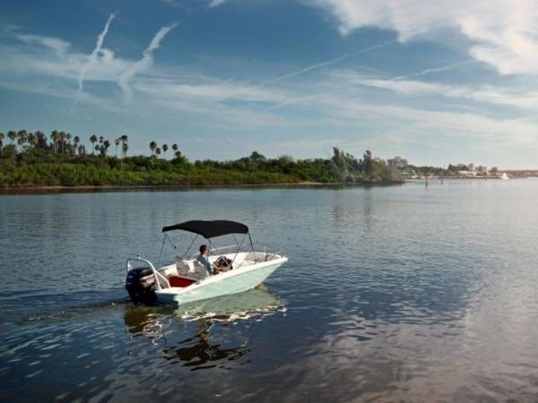2020 Boston Whaler boat for sale, model of the boat is 160 Super Sport & Image # 17 of 28