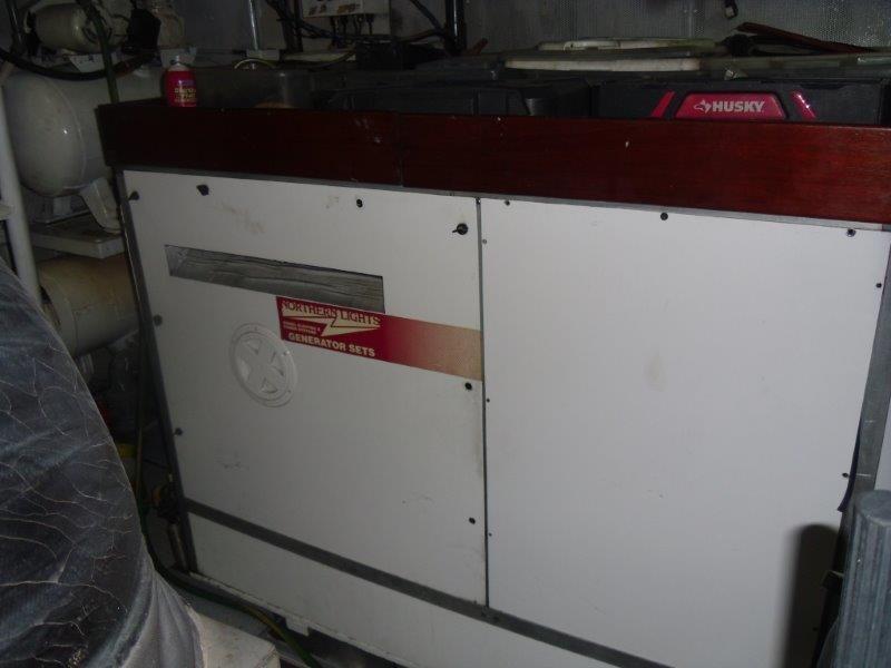 ENGINE ROOM GENERATOR 1