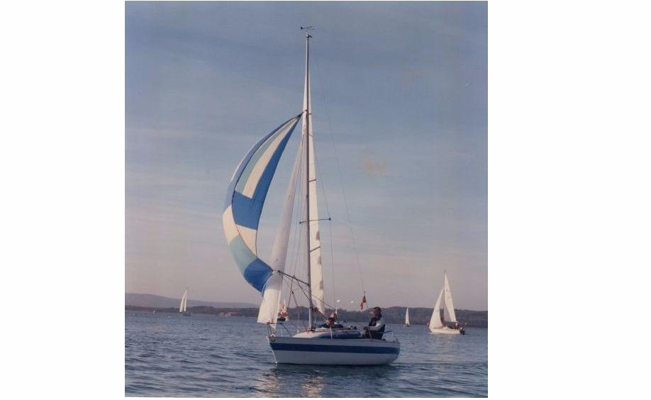 SAILBOAT R19