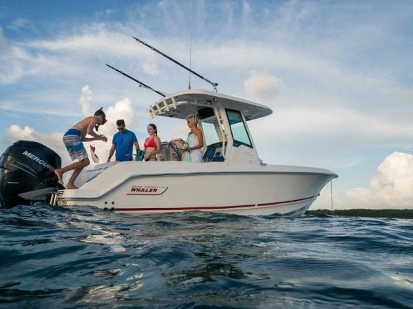 2020 Boston Whaler boat for sale, model of the boat is 250 Outrage & Image # 9 of 91