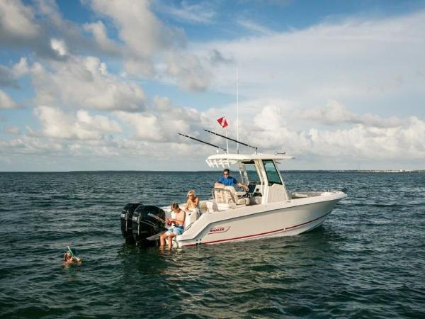 2020 Boston Whaler boat for sale, model of the boat is 250 Outrage & Image # 17 of 91