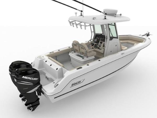 2020 Boston Whaler boat for sale, model of the boat is 250 Outrage & Image # 38 of 91