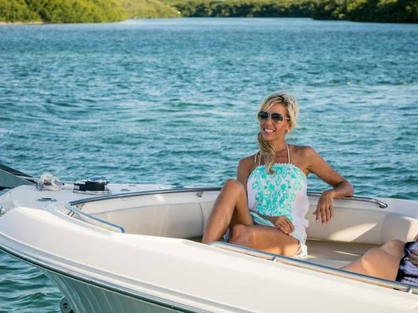 2020 Boston Whaler boat for sale, model of the boat is 250 Outrage & Image # 86 of 91