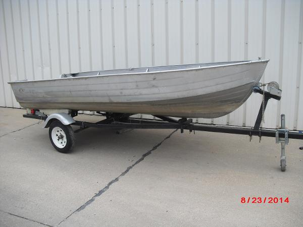 1965 MIRROCRAFT 14'V for sale