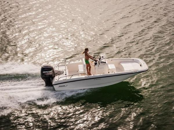 2020 Boston Whaler boat for sale, model of the boat is 170 Dauntless & Image # 4 of 38
