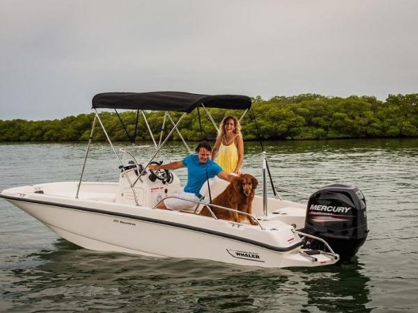 2020 Boston Whaler boat for sale, model of the boat is 170 Dauntless & Image # 16 of 38