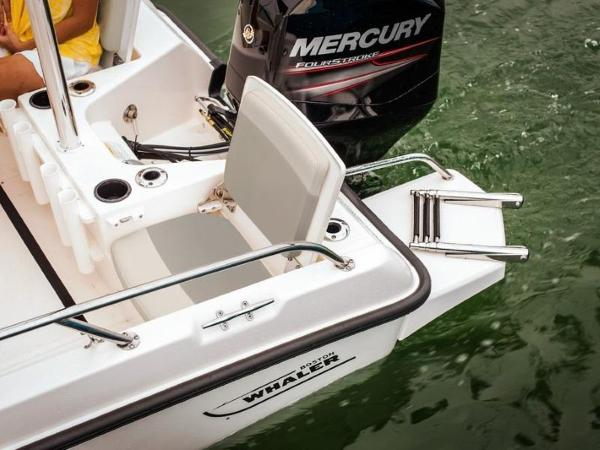 2020 Boston Whaler boat for sale, model of the boat is 170 Dauntless & Image # 35 of 38