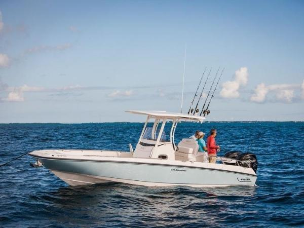 2020 Boston Whaler boat for sale, model of the boat is 270 Dauntless & Image # 2 of 40