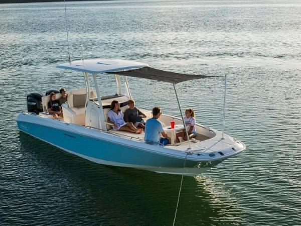 2020 Boston Whaler boat for sale, model of the boat is 270 Dauntless & Image # 3 of 40