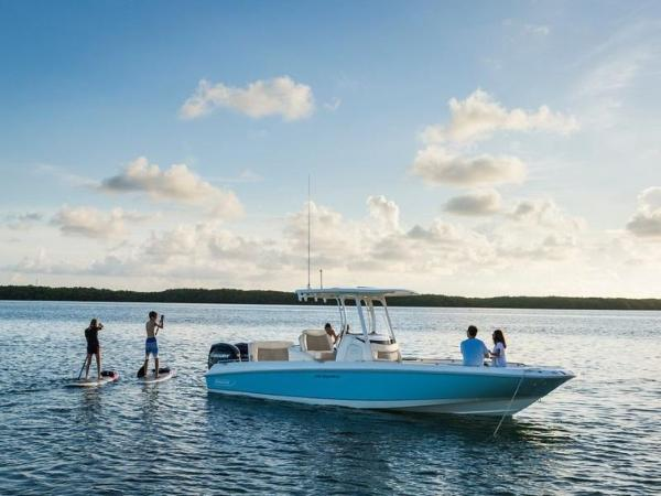 2020 Boston Whaler boat for sale, model of the boat is 270 Dauntless & Image # 4 of 40