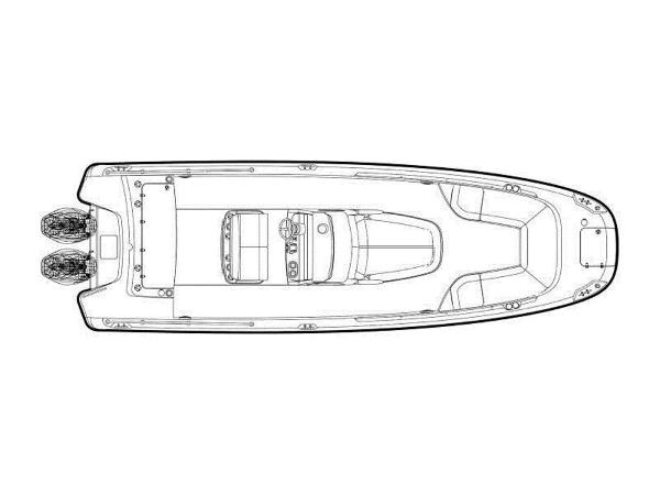 2020 Boston Whaler boat for sale, model of the boat is 270 Dauntless & Image # 5 of 40
