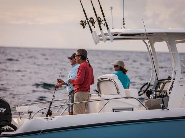 2020 Boston Whaler boat for sale, model of the boat is 270 Dauntless & Image # 10 of 40