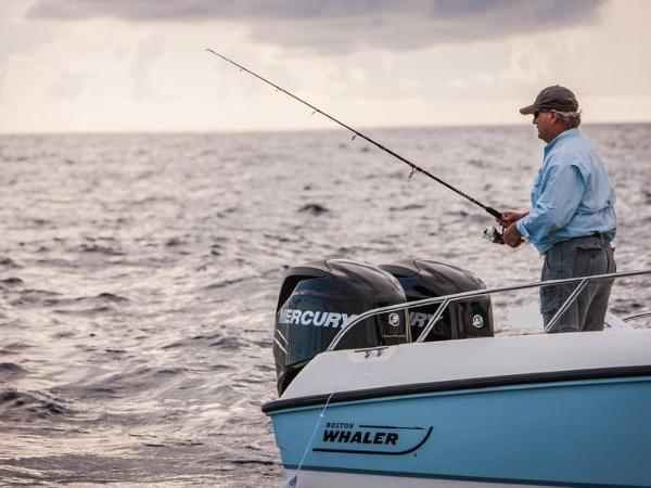 2020 Boston Whaler boat for sale, model of the boat is 270 Dauntless & Image # 11 of 40