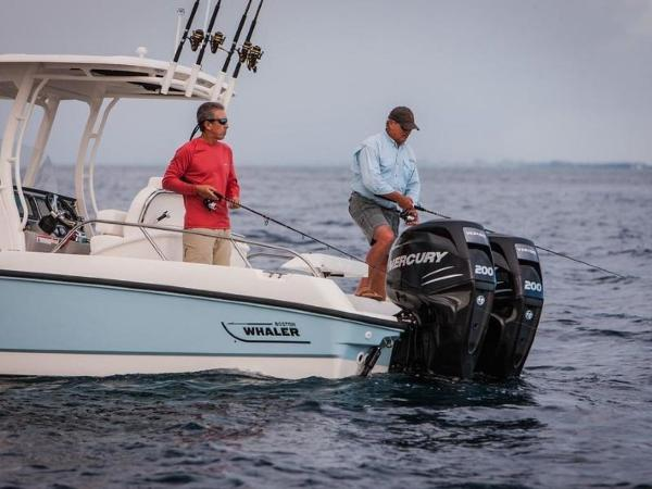 2020 Boston Whaler boat for sale, model of the boat is 270 Dauntless & Image # 17 of 40