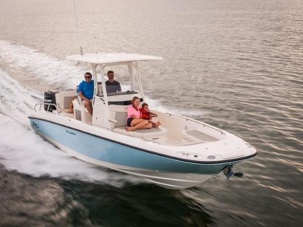 2020 Boston Whaler boat for sale, model of the boat is 270 Dauntless & Image # 1 of 40