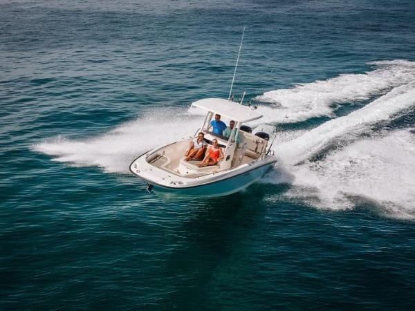 2020 Boston Whaler boat for sale, model of the boat is 270 Dauntless & Image # 39 of 40
