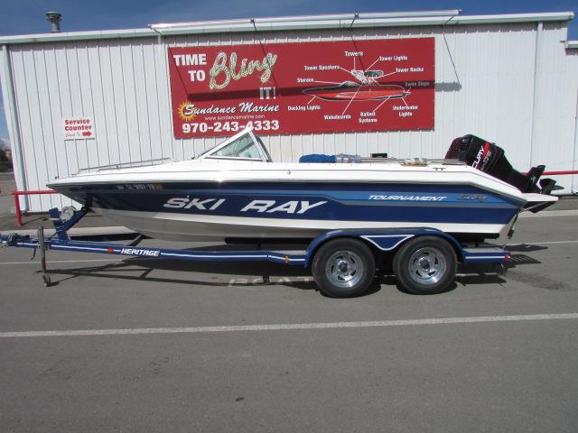 1996 SEA RAY 190 SKI RAY
