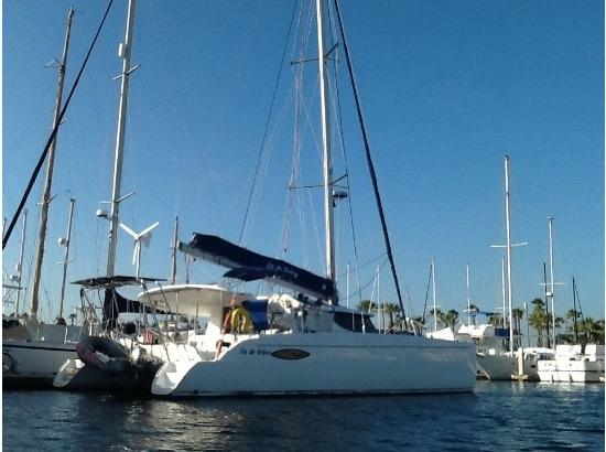 Fountaine Pajot Boat image