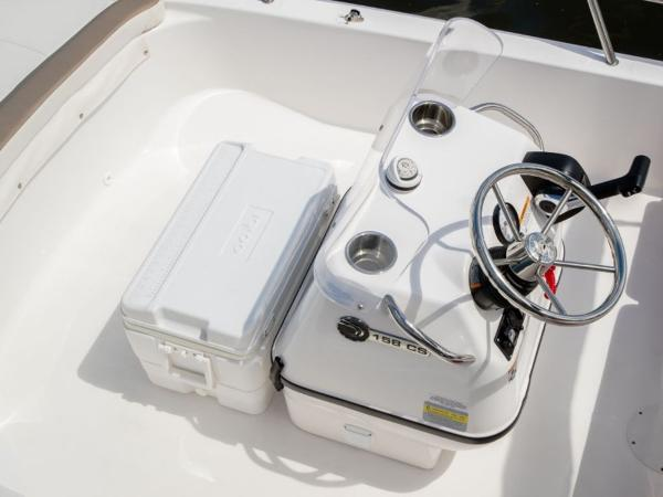 2020 Edgewater boat for sale, model of the boat is 158CS & Image # 2 of 13
