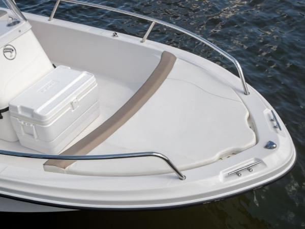 2020 Edgewater boat for sale, model of the boat is 158CS & Image # 5 of 13