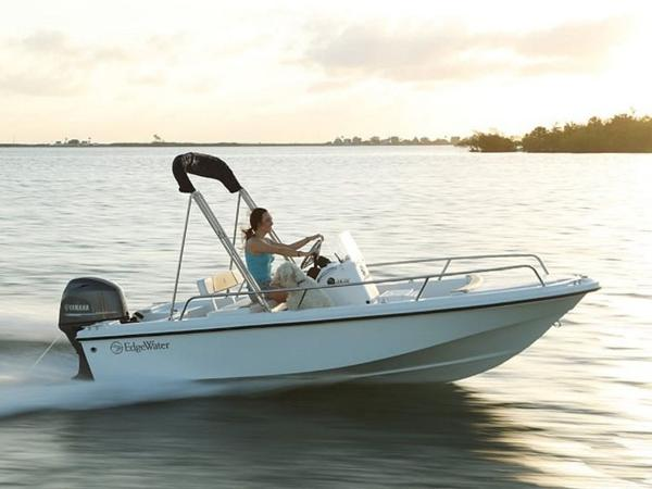 2020 Edgewater boat for sale, model of the boat is 158CS & Image # 9 of 13