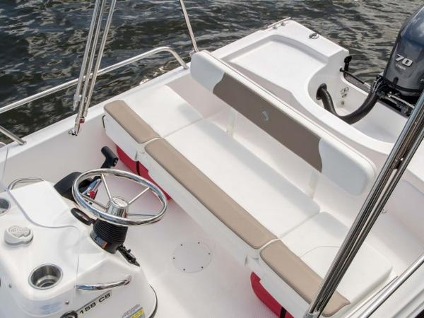 2020 Edgewater boat for sale, model of the boat is 158CS & Image # 11 of 13