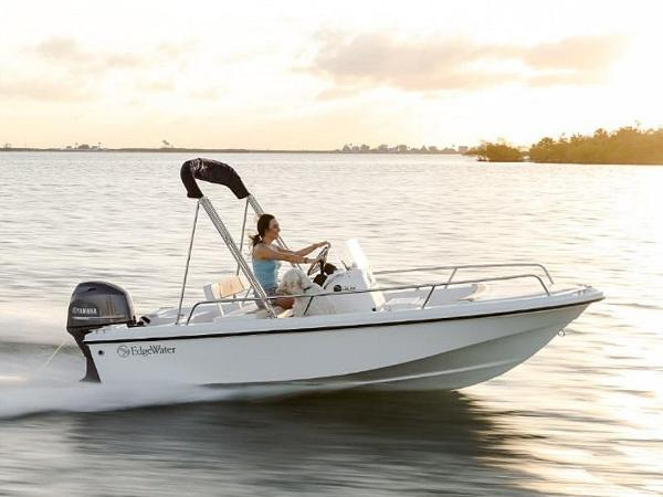 2020 Edgewater boat for sale, model of the boat is 158CS & Image # 13 of 13