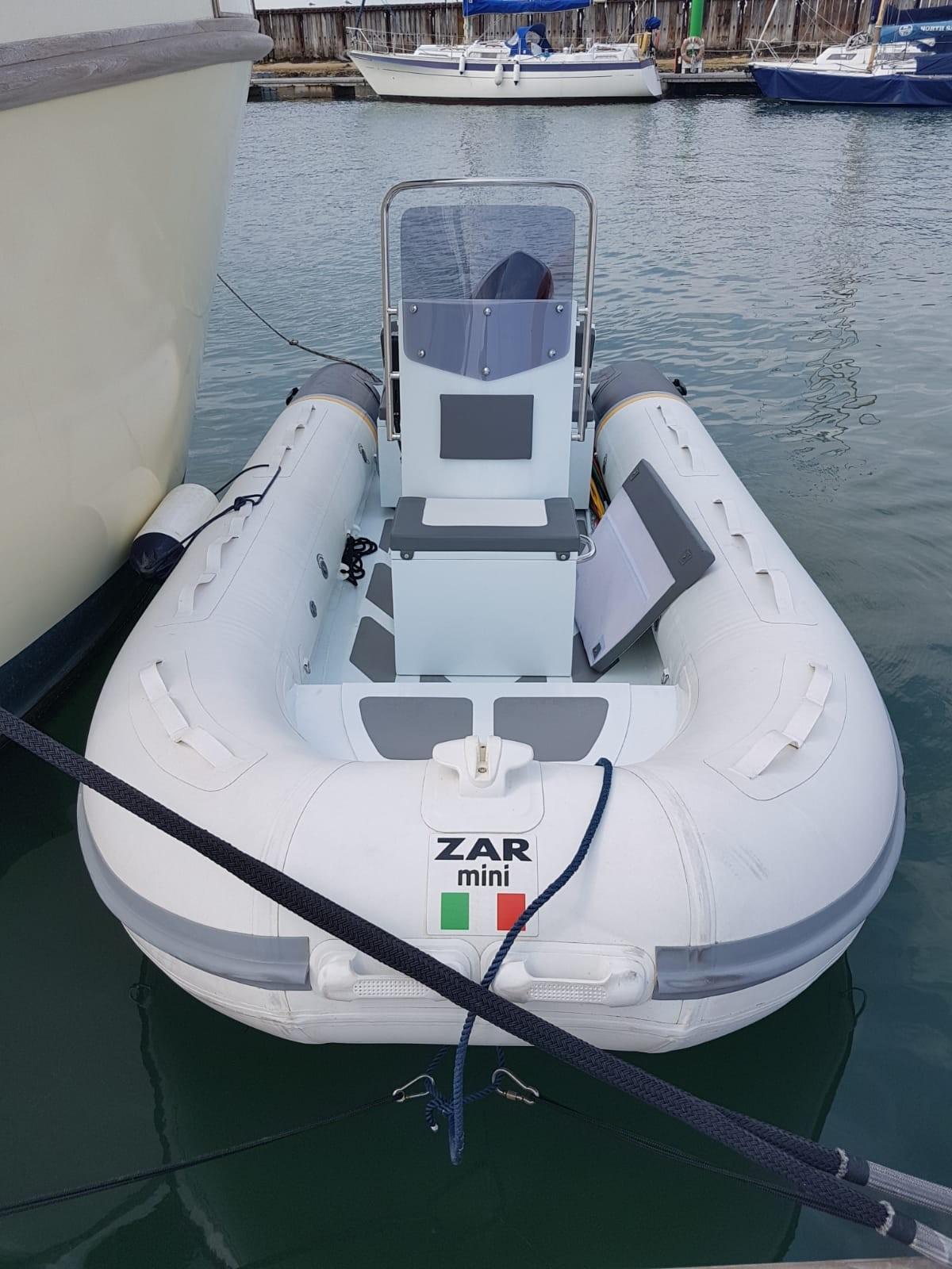 Zar Mini RIBpro 15