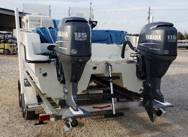 2008 TWIN VEE 22FS for sale